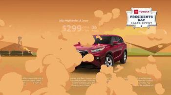 Toyota Presidents Day Sales Event TV Spot, 'Boat Selfie: Highlander' [T2] - Thumbnail 6
