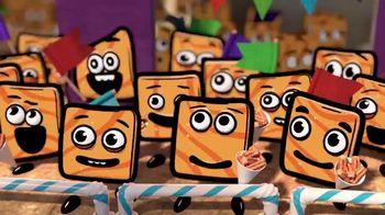 Cinnamon Toast Crunch Churros TV Spot, 'Perfect for Anytime: Chocolate' - Thumbnail 4