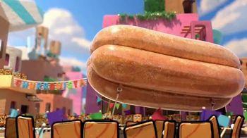 Cinnamon Toast Crunch Churros TV Spot, 'Perfect for Anytime: Chocolate' - Thumbnail 5