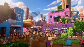 Cinnamon Toast Crunch Churros TV Spot, 'Perfect for Anytime: Chocolate'