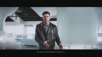 Dexcom TV Spot, 'Drones' Featuring Nick Jonas