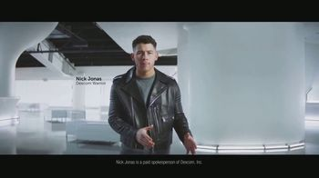 Dexcom TV Spot, \'Drones\' Featuring Nick Jonas