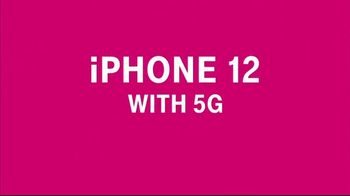 T-Mobile TV Spot, 'Apple iPhone 12 On Us' - Thumbnail 3
