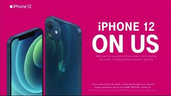T-Mobile TV Spot, 'Apple iPhone 12 On Us' - Thumbnail 4