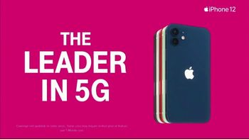 T-Mobile TV Spot, 'Apple iPhone 12 On Us' - Thumbnail 6