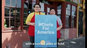 World Central Kitchen TV Spot, 'Putting Restaurants Back to Work'