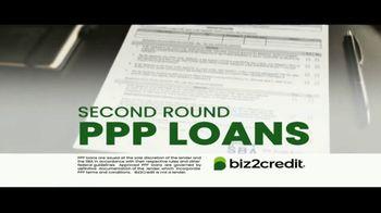 Biz2Credit TV Spot, 'PPP Loans: Paycheck Protection Program Direct Apply'