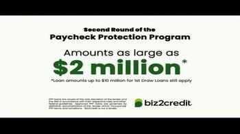 Biz2Credit TV Spot, 'PPP Loans: Paycheck Protection Program Direct Apply' - Thumbnail 3
