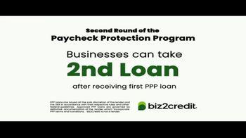 Biz2Credit TV Spot, 'PPP Loans: Paycheck Protection Program Direct Apply' - Thumbnail 5