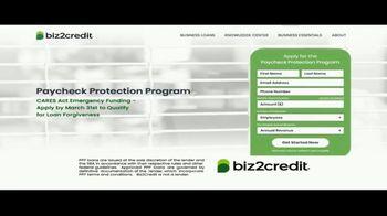 Biz2Credit TV Spot, 'PPP Loans: Paycheck Protection Program Direct Apply' - Thumbnail 6