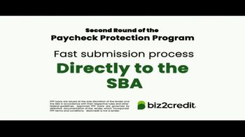 Biz2Credit TV Spot, 'PPP Loans: Paycheck Protection Program Direct Apply' - Thumbnail 7