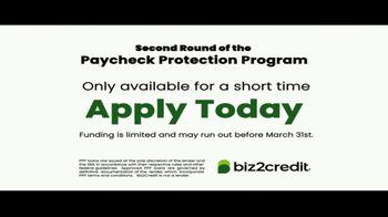 Biz2Credit TV Spot, 'PPP Loans: Paycheck Protection Program Direct Apply' - Thumbnail 8