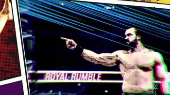 DIRECTV TV Spot, '2021 WWE Royal Rumble Pay-Per-View' - Thumbnail 10