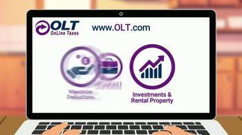 OnLine Taxes TV Spot, 'Not Waiting' - Thumbnail 7