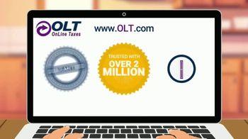 OnLine Taxes TV Spot, 'Not Waiting' - Thumbnail 8