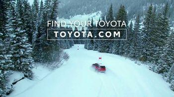 2021 Toyota 4Runner TV Spot, 'Dear Snowboard' [T2] - Thumbnail 7