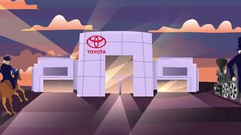 Toyota Presidents Day Sales Event TV Spot, 'Lincoln's Bicycle: RAV4' [T2] - Thumbnail 8