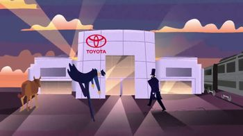 Toyota Presidents Day Sales Event TV Spot, 'Lincoln's Bicycle: RAV4' [T2] - Thumbnail 9