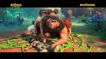 The Croods: A New Age Home Entertainment TV Spot  [Spanish] - Thumbnail 1
