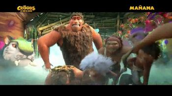 The Croods: A New Age Home Entertainment TV Spot  [Spanish]
