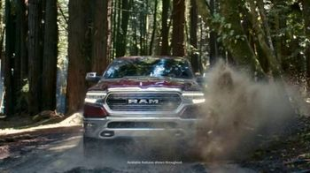 Ram Trucks Truck Month TV Spot, 'Never Been Done Before' Song by Foo Fighters [T2] - Thumbnail 1