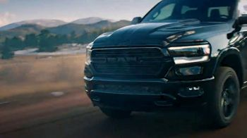 Ram Trucks Truck Month TV Spot, 'Never Been Done Before' Song by Foo Fighters [T2] - Thumbnail 3