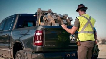 Ram Trucks Truck Month TV Spot, 'Never Been Done Before' Song by Foo Fighters [T2]