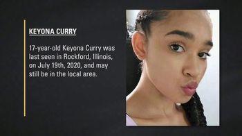 National Center for Missing & Exploited Children TV Spot, 'Keyona Curry' - Thumbnail 1
