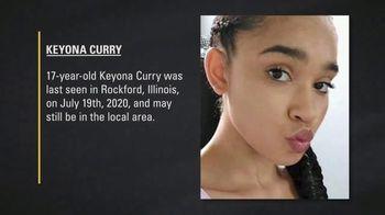 National Center for Missing & Exploited Children TV Spot, 'Keyona Curry' - Thumbnail 4
