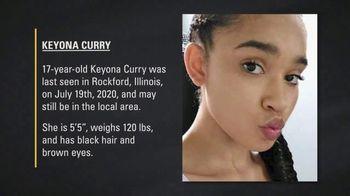 National Center for Missing & Exploited Children TV Spot, 'Keyona Curry' - Thumbnail 5