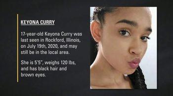 National Center for Missing & Exploited Children TV Spot, 'Keyona Curry' - Thumbnail 6