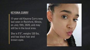 National Center for Missing & Exploited Children TV Spot, 'Keyona Curry' - Thumbnail 7