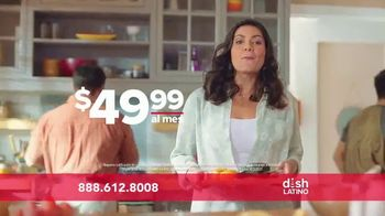 DishLATINO TV Spot, 'Es por ti: $49.99' con Eugenio Derbez, canción de Maná [Spanish]