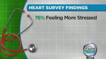 Cleveland Clinic TV Spot, 'Medical Minute: Heart Health'