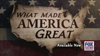 FOX Nation TV Spot, 'What Made America Great' - Thumbnail 9