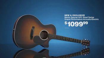 Guitar Center Presidents Day Sale TV Spot, 'Ernie Ball Strings and Martin Guitars' - Thumbnail 7