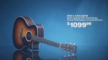 Guitar Center Presidents Day Sale TV Spot, 'Ernie Ball Strings and Martin Guitars' - Thumbnail 8