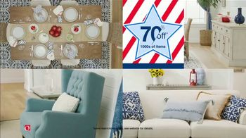 Overstock.com Presidents Day Blowout TV Spot, '70% Off Select Items Plus An Extra 25% Off Area Rugs' - Thumbnail 3
