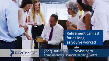 ProVise Management Group TV Spot, 'Plan for Retirement' - Thumbnail 2