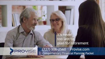 ProVise Management Group TV Spot, 'Plan for Retirement' - Thumbnail 7