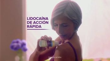 Aspercreme Max Strength With Lidocaine TV Spot, 'Alivio duradero'  [Spanish] - Thumbnail 5