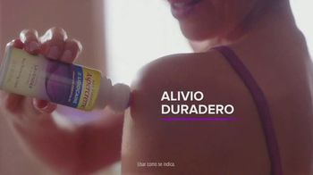 Aspercreme Max Strength With Lidocaine TV Spot, 'Alivio duradero'  [Spanish] - Thumbnail 6