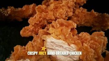 Carl's Jr. Hand-Breaded Chicken Tenders TV Spot, 'Smothering' - Thumbnail 4