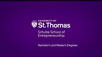 University of St. Thomas, Minnesota TV Spot, 'Amy Helgeson' - Thumbnail 10