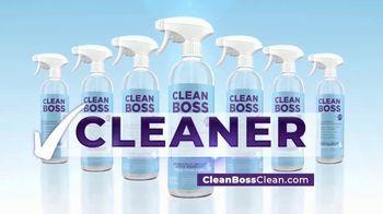 CleanBoss Inc TV Spot, 'Finally' - Thumbnail 1