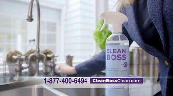 CleanBoss Inc TV Spot, 'Finally' - Thumbnail 8