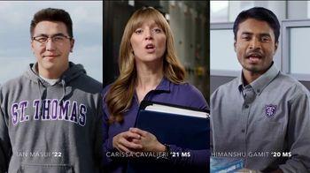 University of St. Thomas, Minnesota TV Spot, 'Microgrid' - Thumbnail 9