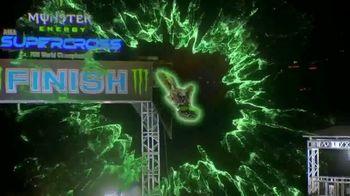 Monster Energy TV Spot, 'Supercross Finish Line' - 7 commercial airings