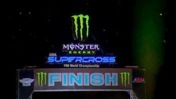 Monster Energy TV Spot, 'Supercross Finish Line' - Thumbnail 9