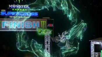 Monster Energy TV Spot, 'Supercross Finish Line' - Thumbnail 6